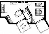 Residence MARINA-DELTA PT-5